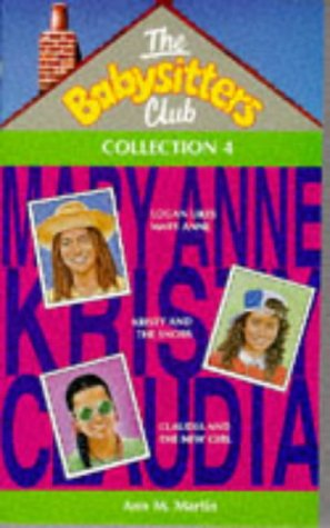 The Babysitters Club, collection 4