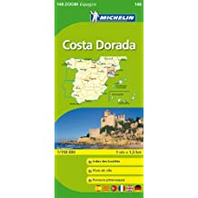 Carte ZOOM Costa Dorada