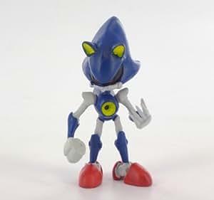 Figurine Gashapon Sonic The Hedgehog Metal Sonic