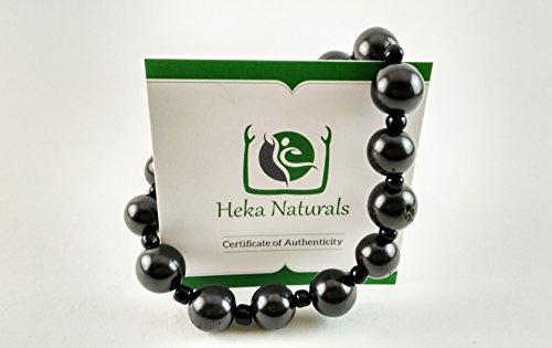 bracelet-shungite-natural-stone-chakra-crystal-healing-energy-karelia-russia