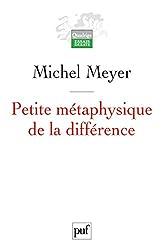 Petite métaphysique de la différence: Religion, art et société