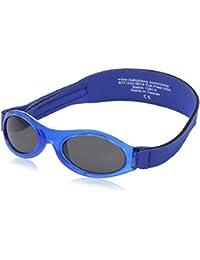 Baby Banz Kid's BB038 Oval Sunglasses, Blue