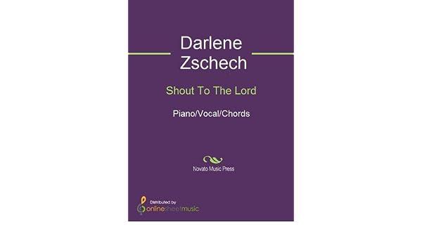 Shout To The Lord eBook: Carman, Darlene Zschech, Don Moen: Amazon ...
