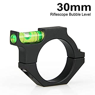 CANIS Latran Optics Rifle Scope Bubble Level Fit 30mm Rifle scope Tube for Precision Shooting, Competition and Hunting