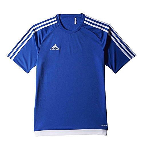 adidas Jungen Trikot Estro 15, Bold Blue/White, 128, S16148 Preisvergleich
