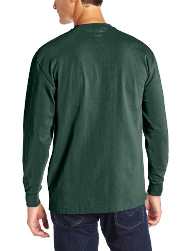 Dickies - - Herren WL450 Heavyweight Crew Neck Hunter Green