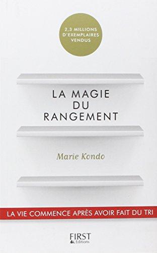 La magie du rangement by Marie Kondo (26-Feb-2015) Paperback