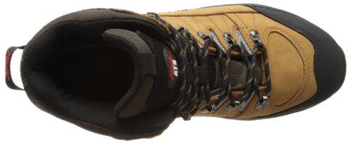 Mack Boots Peak, Chaussures de randonnée/trekking homme Jaune - Miel