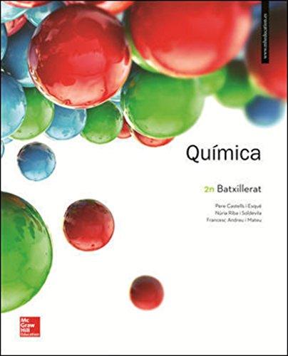 La - quimica 2 batxillerat