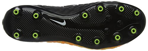 Nike Hypervenom Phantom 3 Df Ag-Pro, Chaussures de Football Homme Orange (Laser Orange/white-black-volt-white)