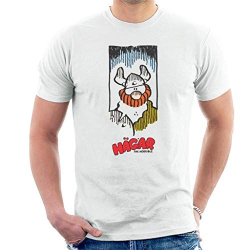 Hagar The Horrible Portrait Men's T-Shirt -