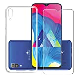 Case for Samsung Galaxy A10 / M10 / M20 + Tempered Glass