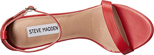 Steve Madden Stecy Damen Sandale Red