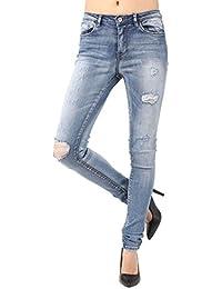 Miss Coquines - Jean déchiré - Femme - Jeans