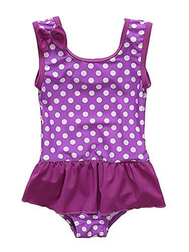 Anwell Kleinkind Schwimmen Anzug Baby für kleines Kind Schwimmen Anzug einteilig 6-12 Monate,(Herstellergröße 0-6M)