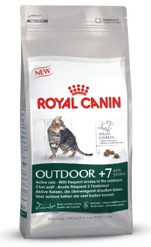 Royal Canin Comida para gatos Outdoor +7 400gr