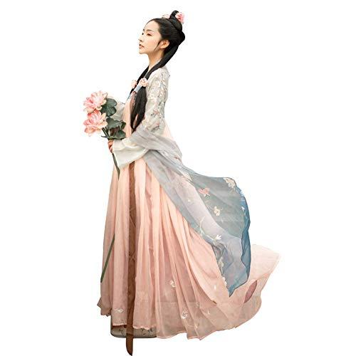 Susichou Nationalen Stil Anzug, täglich Hanfu, verbessert, Taille, Rock, chinesischen Stil, Student Wear ()