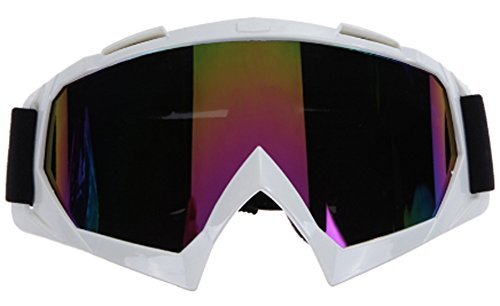 SaySure - Motorcycle ATV Dirt Bike Racing Dirt Bik Anti-UV (Bike Dirt Oakley)