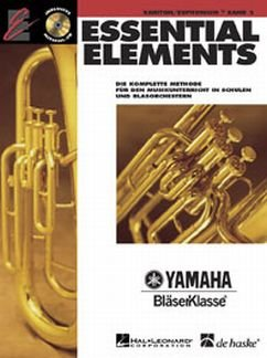ESSENTIAL ELEMENTS 2 - arrangiert für Tenorhorn - (Euphonium) - mit CD [Noten / Sheetmusic]