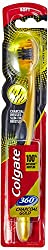 Colgate Toothbrush 360 Degree Charcoal Gold Soft Bristles - 1 Piece