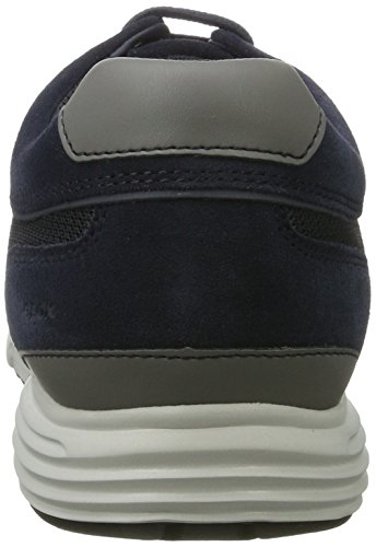 Geox Uomo Dynamic A, Sneakers Basses Homme Bleu (Navyc4002)