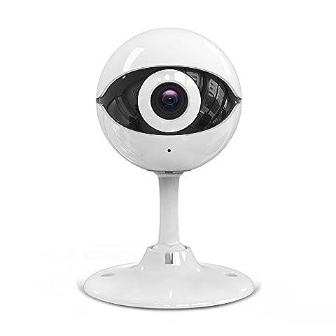 KERUI - N61 Sans Fil 720P de Sécurité CCTV WiFi Caméra IP Caméra Réseau Motion Détecteur de Vision Nocturne WIFI Webcam, Wireless IP caméra, Caméra de surveillance, Accueil sécurité caméra, Caméra WiFi sans fil, Caméra intelligente, Réseau IP caméra webcam, Espion caméra