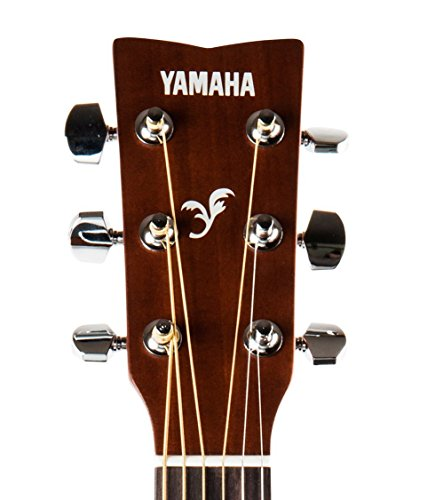Yamaha F310 Akustikgitarre, Anfänger-Set - 5