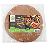 Sol Natural Base de Pizza Espelta Integral 300 Gramos