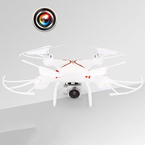 hongfei 2018 Nouveau ZSC-1 Drone avec avec avec Caméra, Quadcopter Anti-Hit avec Mode Altitude Hold Headless pour Les Débutants   2019  52d2e2