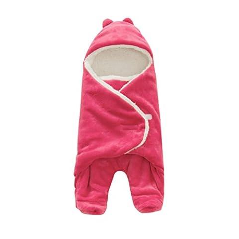 SAMGU Bébé Infant Sac de couchage Anti Coup Quilt bébé