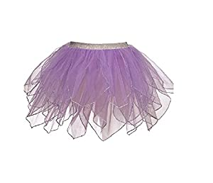 DREAMY DRESS-UPS 50453Ballet de Falda, púrpura