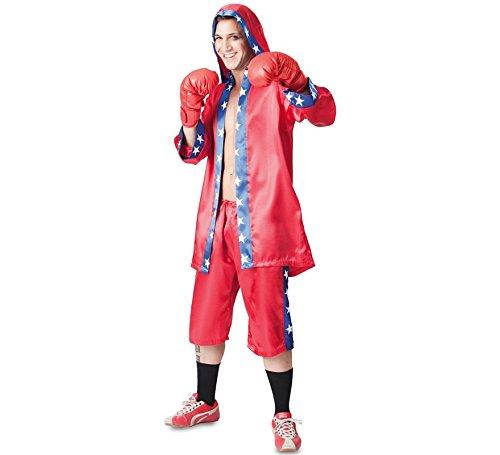 Fyasa 705993-t04Champion Fancy Kleid Kostüm, groß (Stern Macht Mario Kostüm)