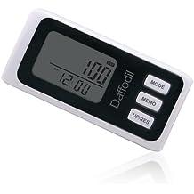 Daffodil HPC650W – Podómetro Multifunció – Memoria de hasta 7 días / Contador de calorías y