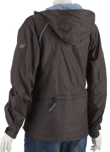 Trespass Windward Veste compressible pour femme Gris - Anthracite