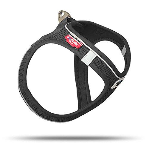 Curli Magnetic Vest Geschirr, Black