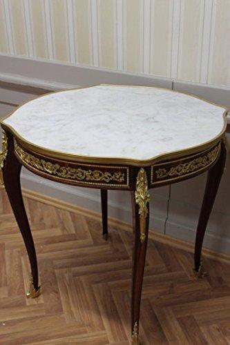 Table baroque table d'appoint de style antique Louis XV MeTa1014
