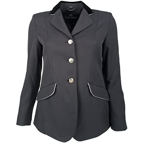 Ladies Horse Riding Showing Jumping Dressage Competition Show Jacket Size 36-46 - Dressage Horse Tack