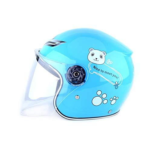Funihut Fahrradhelm Kinderhelm Schutzhelm Für Elektrisches Motorrad Kinder Helme Für Herbst Und Winter