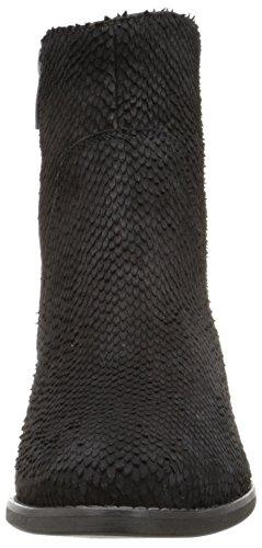 Paul Green Dory Femmes Cuir Bottine Black