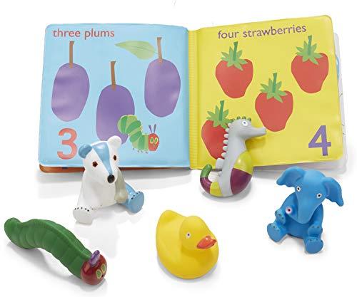 Very Hungry HC96320 Caterpillar - Juego de juguetes de baño