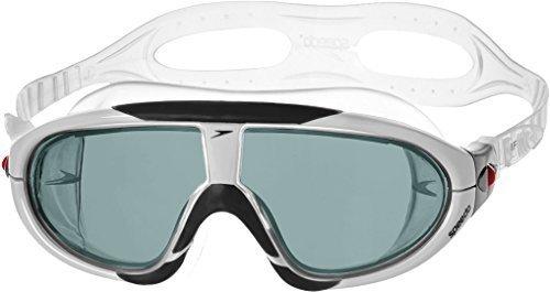 Only Sports Gear Speedo Rift Biofuse Swimming Mask Leisure Training Goggles Grey/smoke 2018