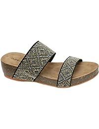 Dunlop , Sandales pour femme