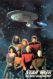 Star Trek - Enterprise - The Next Generation Poster