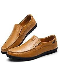 XUE 2018 Nuevos Zapatos de Hombre Artificial PU Primavera Otoño Comfort Mocasines y Slip-Ons Conducción Zapatos Zapatillas Zapatos Para Caminar Casual Formal Business Work
