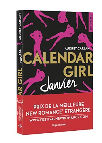 Calendar Girl Janvier - Prix Du Meilleur Roman étranger
