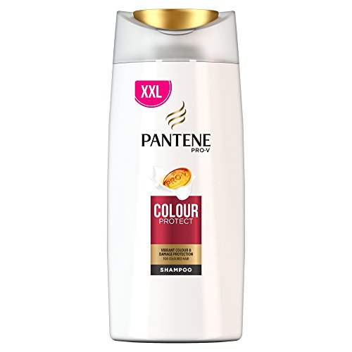 Pantene Colour Protect and Smooth Shampoo 700 ml