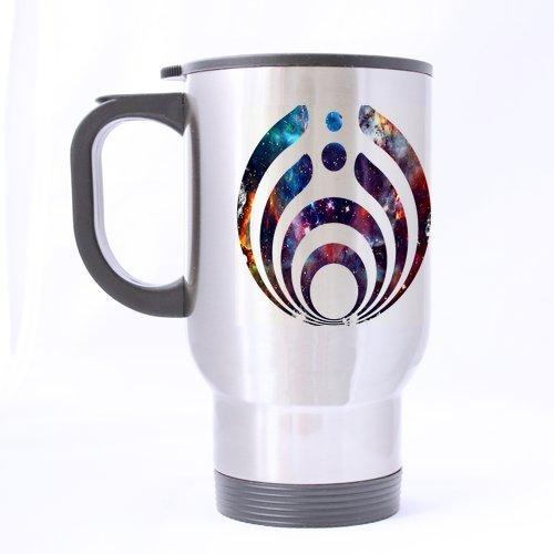 Bassnectar bassdrop Stainless Steel Travel Mug,Silver by Coffee Mug