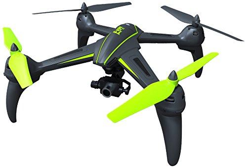 TwoDots Technology - TDFT0023 - Eagle PRO Camera Drone - telecamera HD 720p gimbal a due assi e custodia inclusa - nero
