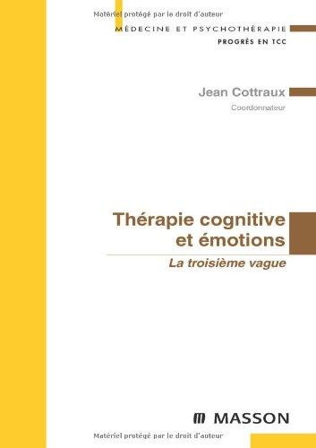 Thérapie cognitive et émotions