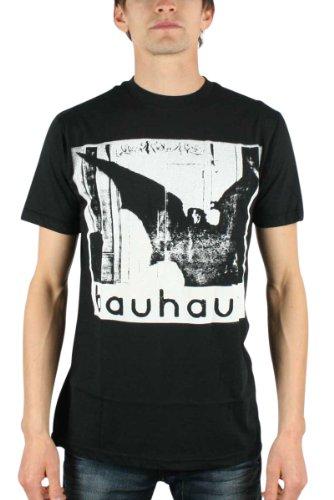 hi-fidelity-camiseta-hombre-de-color-negro-de-talla-large-bauhaus-undead-discharge-uomo-camiseta-in-